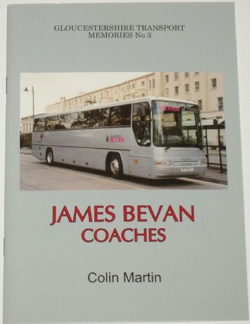 James Bevan Coaches, by Colin Martin